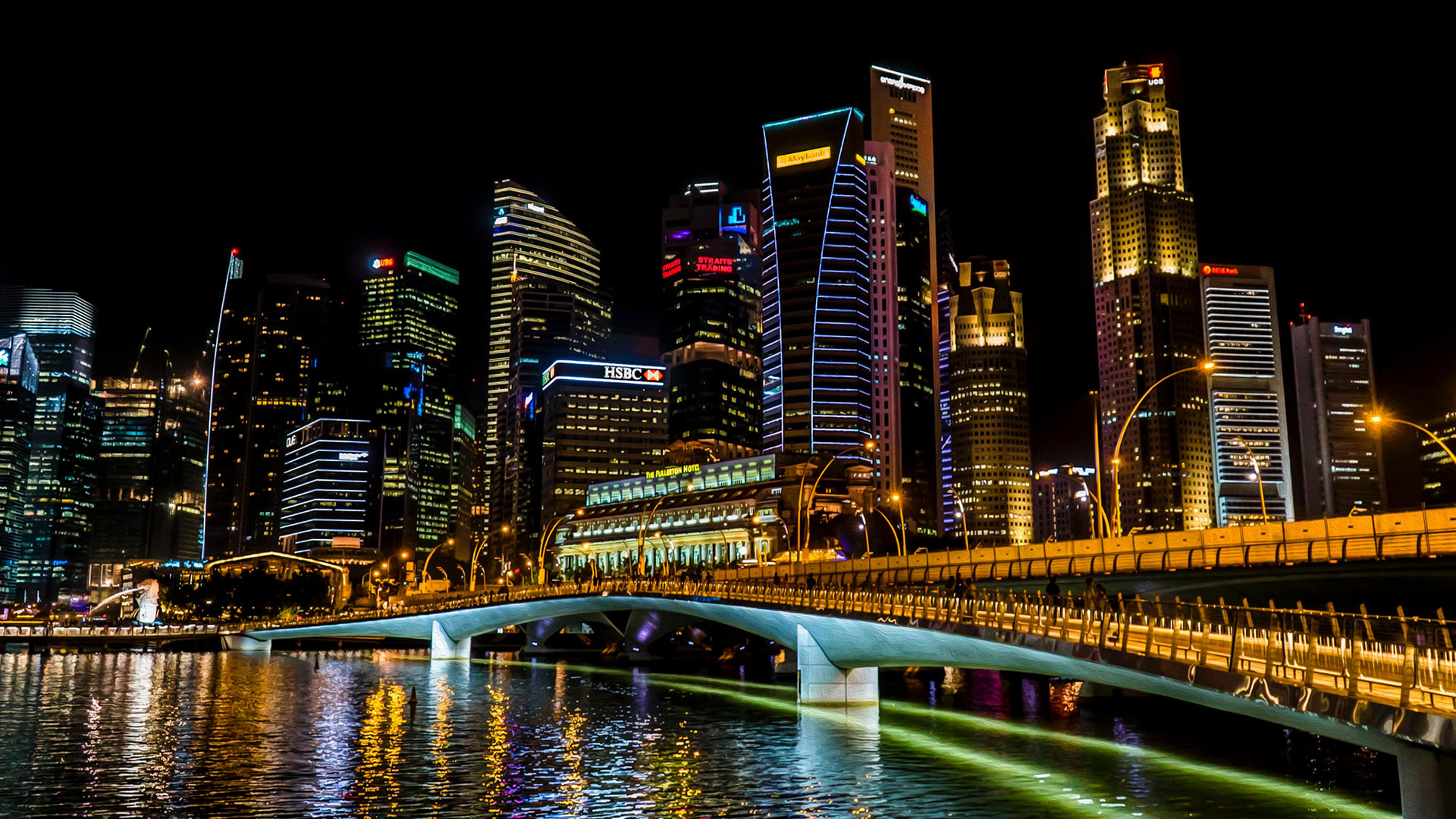 City lighting is a major contributor to carbon emissions