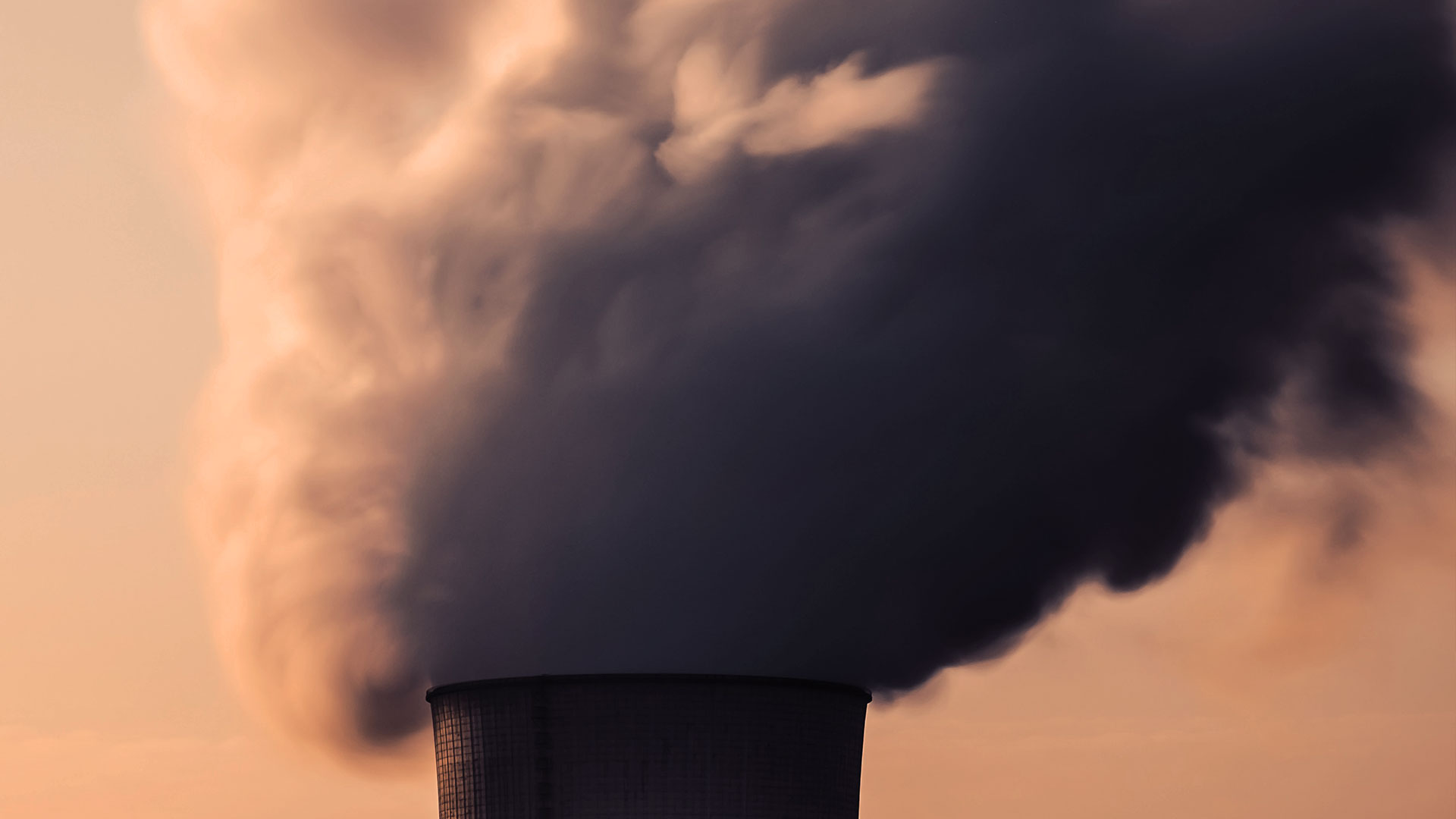 Fossil fueled power stations are major contributors to carbon emissions